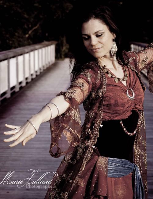 Imayane Danse Orientale Lyon 4