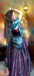 cours danse orientale lyon 6