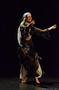 cours danse orientale lyon 5