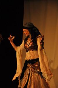 Danse orientale Egyptienne