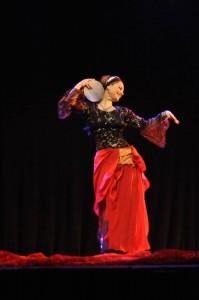 cours danse orientale lyon 7