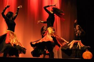 Danse orientale Lyon 4