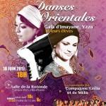 gala de danse orientale Lyon